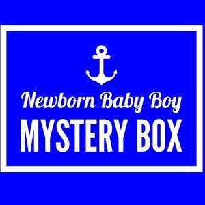 Other - Newborn Baby Boy Clothing Mystery Box